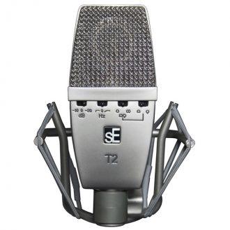 sE Electronics T2 Titanium Diaphragm Microphone