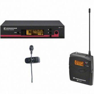 Sennheiser ew 122 G3 Wireless Microphone Presentation Set