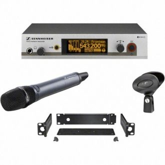 Sennheiser ew 335 G3 Vocal Microphone Presentation Set