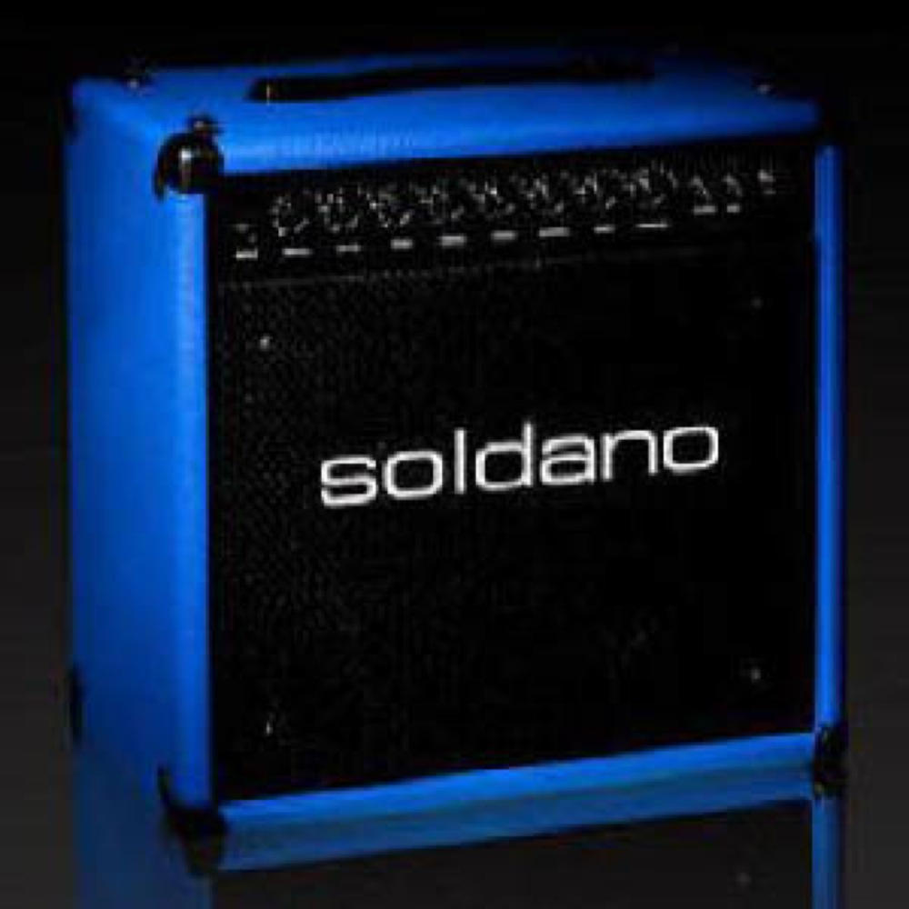 Soldano Sd44 50 Watt 1x12 Tube Guitar Combo Amplifier Sonic Circus Watts Audio 112