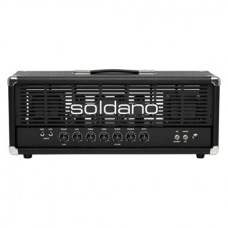 Soldano Hot Rod 100 Avenger Head