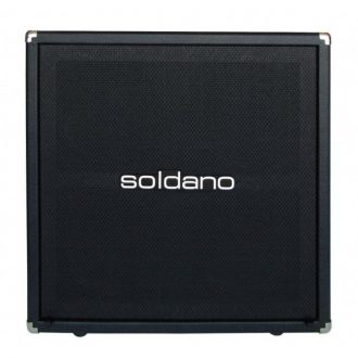 Soldano Lucky 13 4×12 Speaker Cabinet (Discontinued)