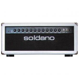 Soldano Lucky 13 50W Tube Guitar Amp Head (Discontinued)