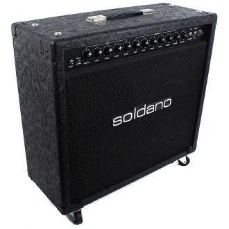 Soldano Lucky 13 100 Watt Tube Combo Amplifier (Discontinued)