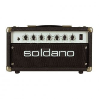 Soldano ASTROVERB-16 20 Watt Super-dynamic Guitar Head Amplifier (Discontinued)