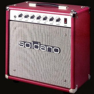 Soldano Astroverb 16 1×12 20 Watt Guitar Combo Amplifier (Discontinued)