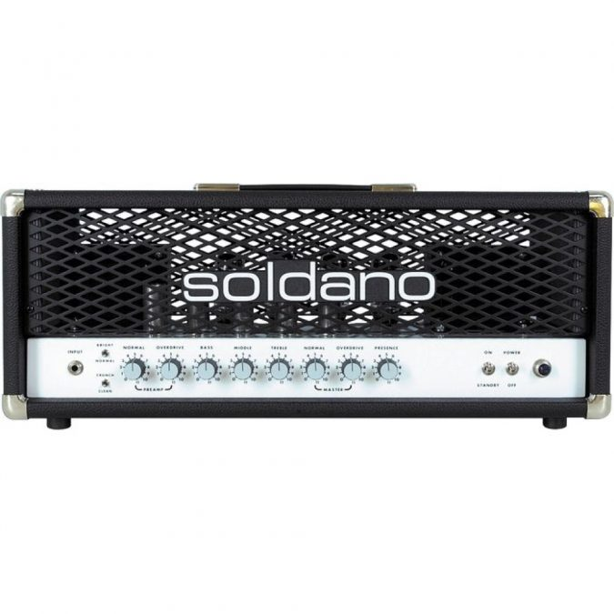 Soldano SLO-100 100 Watt Super Lead Overdrive