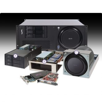 Sonnet xMac Pro Server Thunderbolt 2 PCIe Expansion S/s