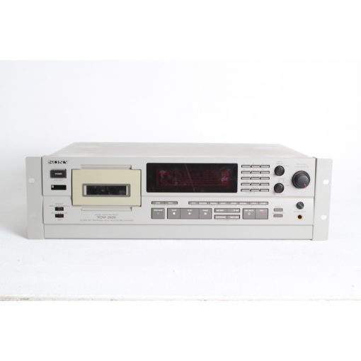 Sony PCM2600 Professional DAT Recorder (used)