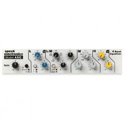 Speck Model ASC 4-Band Equalizer - Standard Version