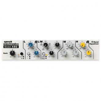 Speck Model ASC 4-Band Equalizer – Standard Version