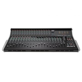 SSL XL-Desk Mixing Console w/ 16 E Series EQ Modules
