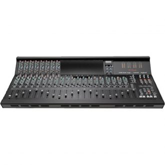 SSL XL-Desk Mixing Console with 8 E Series EQ Modules