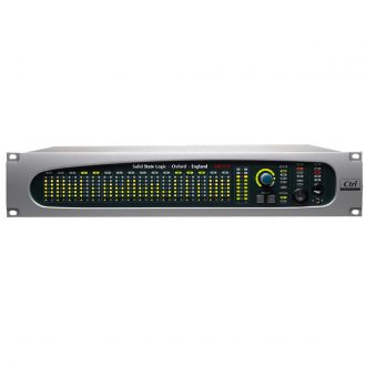 SSL Sigma Delta Remote Controlled Analogue Summing
