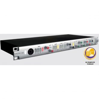 SSL Alpha Channel with VHD Mic Preamp
