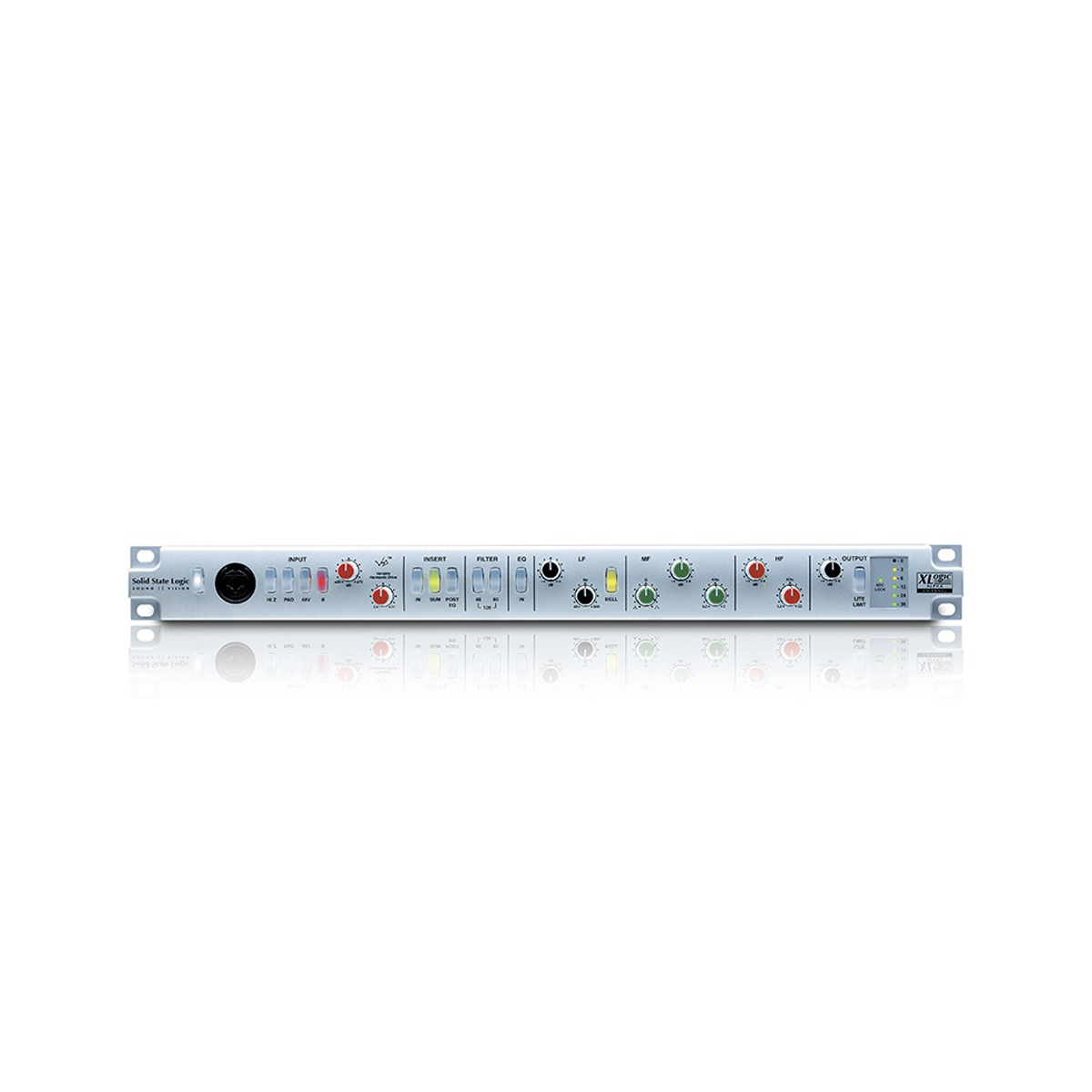 ssl alpha channel with vhd mic preamp sonic circus. Black Bedroom Furniture Sets. Home Design Ideas