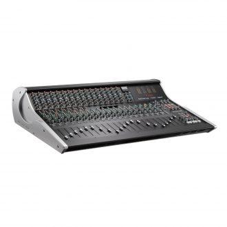 SSL XL-Desk Mixing Console with 16 E Series EQ Modules