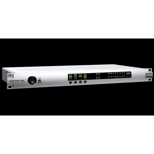 SSL Alpha-Link MX 16:4 I/O