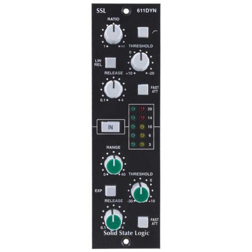 SSL 611DYN 500 Dynamics Module