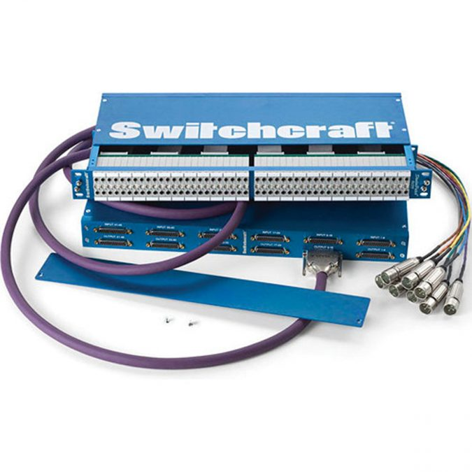 Switchcraft 9625 StudioPatch Series Bantam/TT Patchbay