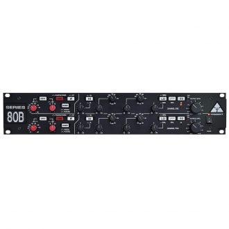 Trident Series 80B Dual-channel MIC PRE/EQ