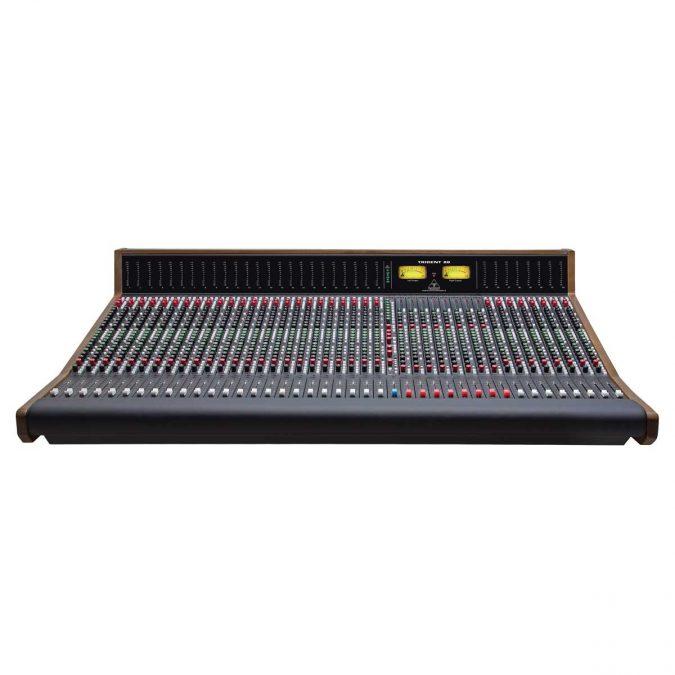 Trident 88 Series Analog Recording Console With Meter Bridge