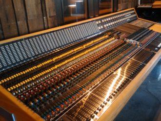 Trident TSM 40 Input Recording Console