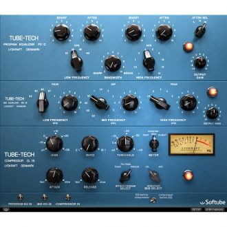 Tube-Tech Classic Channel Plug-in