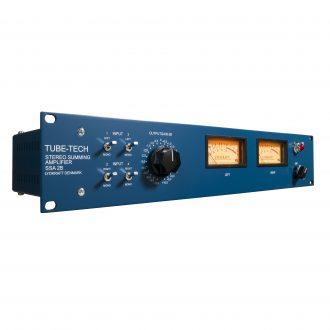 Tube-Tech SSA 2B Stereo Summing Amplifier