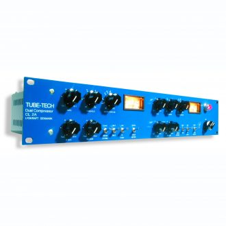 Tube-Tech CL-2A Dual Opto Compressor