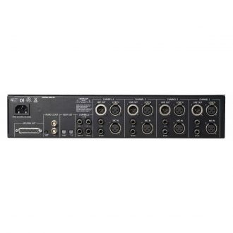 Universal Audio 4-710D Four-Channel Mic Pre