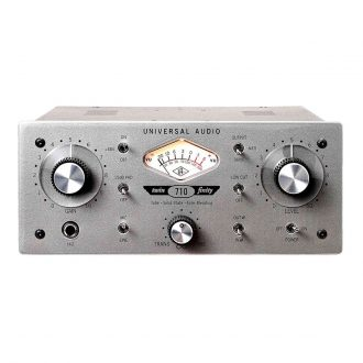 Universal Audio 710 Twin-Finity Mic Preamplifier