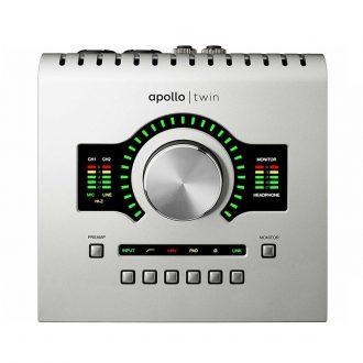 Universal Audio Apollo Twin USB w/ DUO Processing