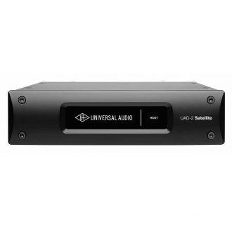 Universal Audio UAD-2 Satellite USB – QUAD Core