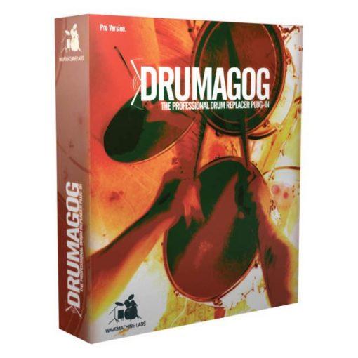 WaveMachine Labs Drumagog 4.0 Pro