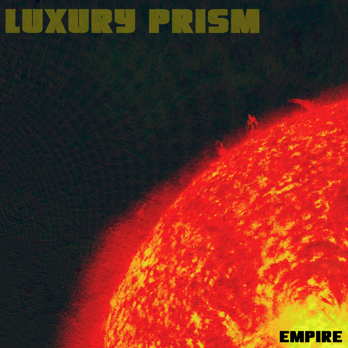 Cover art for Luxury Prism