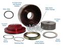 Smart-Tech® 10-Clutch Drum Kit