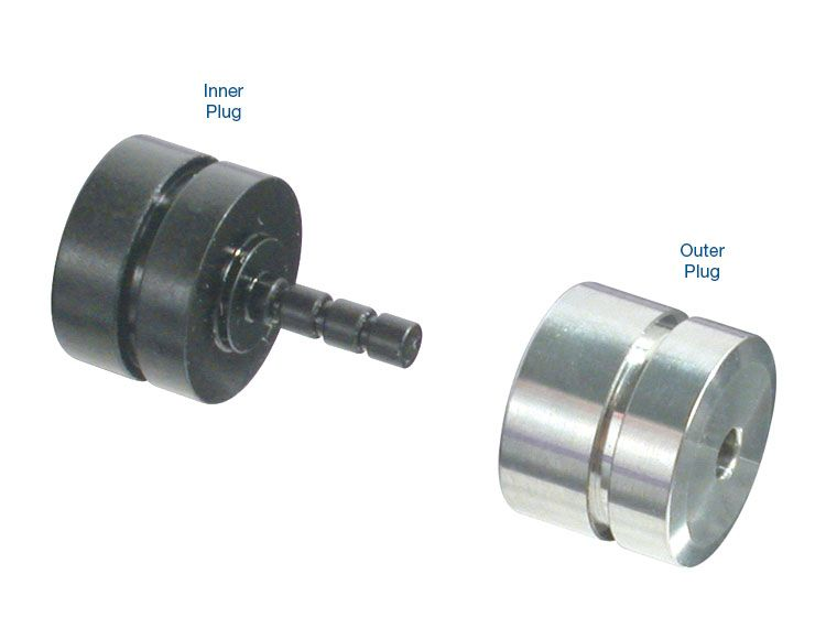 Solenoid Switch Valve Plug Kit