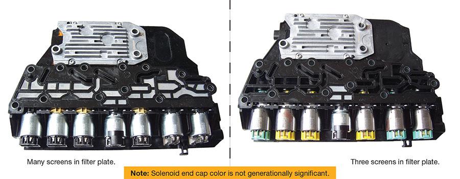 6t45 solenoid