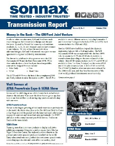 Fall Edition of Transmission Report Now Available Online!