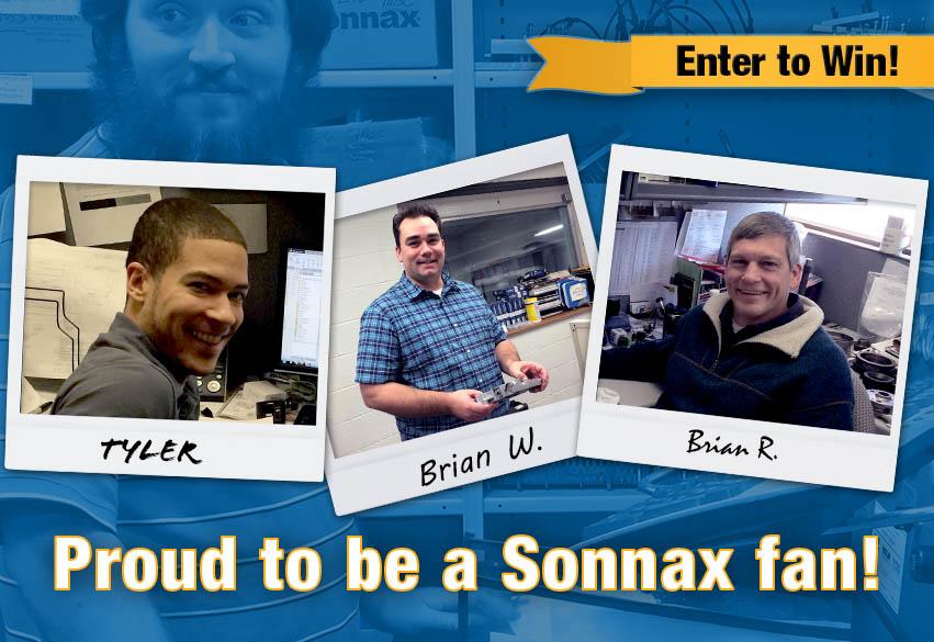 Sonnax February Fan Fun!