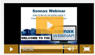 Sonnax Webinar Recording Now Available!