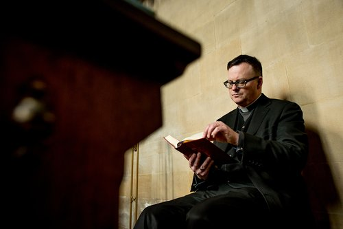 Clergy Reading Book