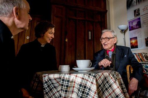 Clergy over Tea