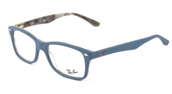 977e2a2c7d0f4 ... ray ban rb 5228 wayfarer oculos de grau 5407 lente