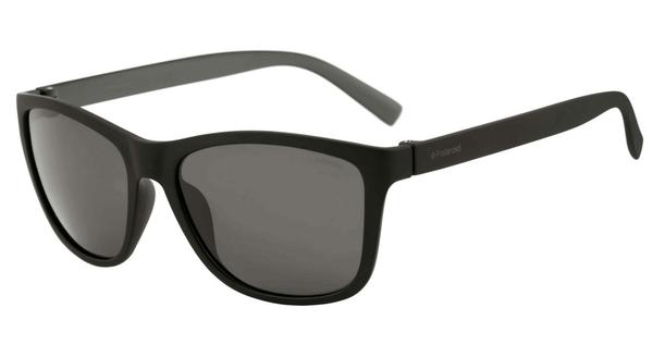 Polaroid pld 3011 oculos de sol llp y2 cinza fosco preto polarizado lente 57 8a3f65f371