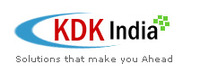 A great web designer: KDK India, Jaipur, India logo