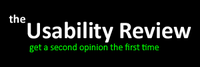 A great web designer: theUsabilityReview.com, San Francisco, CA