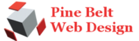 A great web designer: Pine Belt Web Design, Atlanta, GA logo