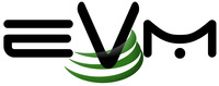 A great web designer: EVM, Inc., Greenville, SC logo